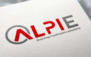 New logo ALPIE
