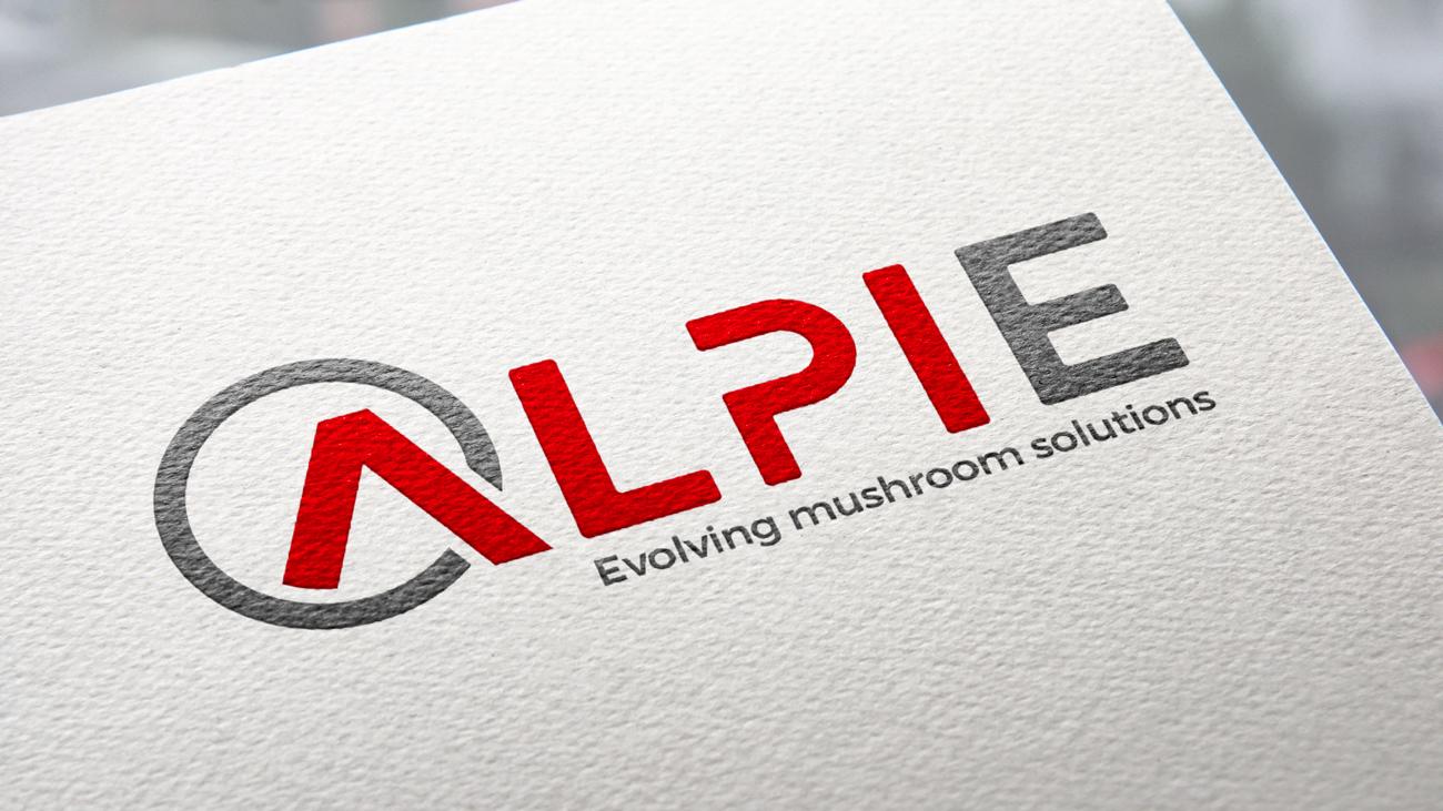 New logo ALPIE